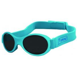Zonnebril Flexi Blauw