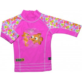 UV shirt Nemo roze