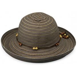 Wallaroo hoed Breton - chocolate