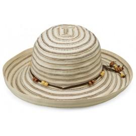 Wallaroo hoed Breton - Ivory