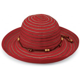 Wallaroo hoed Breton - Rood
