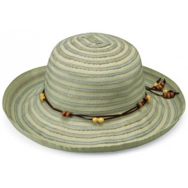 Wallaroo hoed Breton - Zeegroen