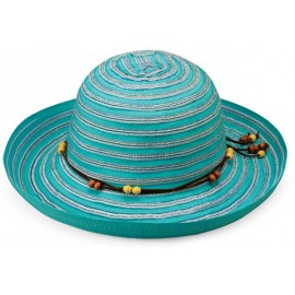 Wallaroo hoed Breton - Turquoise