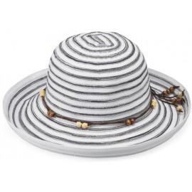 Wallaroo hoed Breton - Zwart Wit