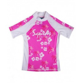 UV shirt Palm Pink
