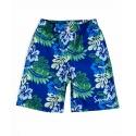 Jongens zwembroek Jungle Blue