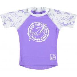 Uv shirt Shark Lilac
