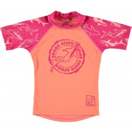 Uv shirt Shark Alley rose