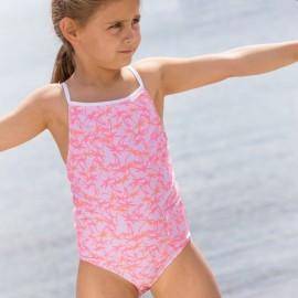 Meisjes badbak Palms | Badpak Meisjes Palms