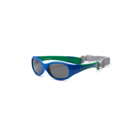 1f18a173c10a54 Baby Zonnebril Blauw RKS