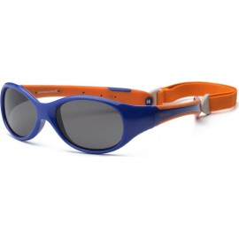 Jongens Zonnebril Navy Orange
