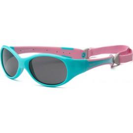 Zonnebril Aqua Pink (4+)