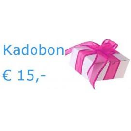 €15,-