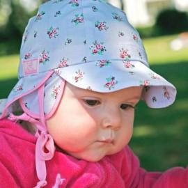 Baby zonnehoedje Bloemetjes -  pasgeborene zonnehoedjes