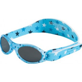 Zonnebril Baby Blue Star - 0-2 years - Dooky BabyBanz