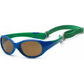Zonnebril kind - Royal & Green -3-6 years - Koolsun - FLEX -
