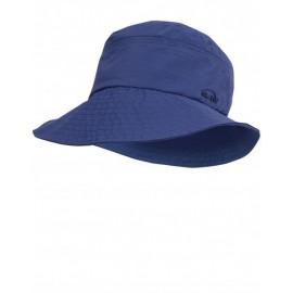 Zonnehoed volwassenen Donker Blauw met UV bescherming