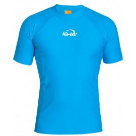 UV Shirt Hawaii Blue