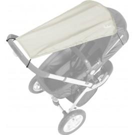 UV bescherming voor kinderwagens - Naturel