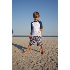 UV shirt & boardshort Crab