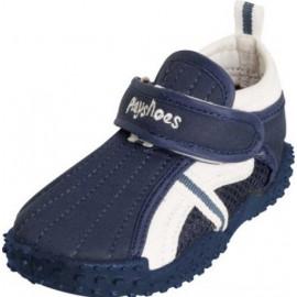 Waterschoenen sportief blauw