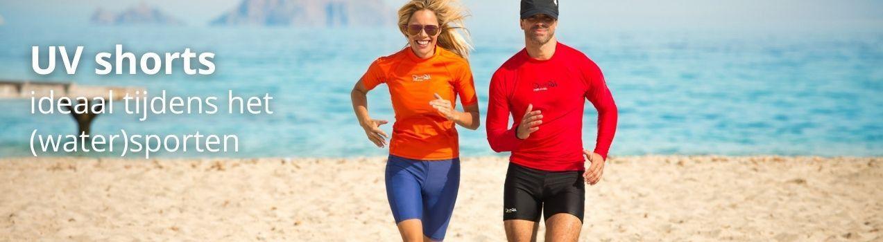 Zwemshort dames met UV Bescherming | Sport shorts - StoereKindjes