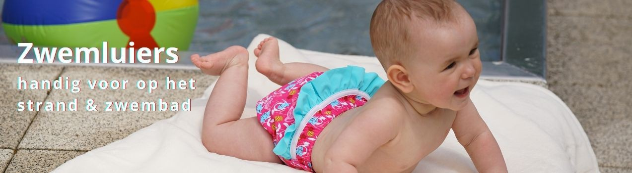 Zwemluiers baby