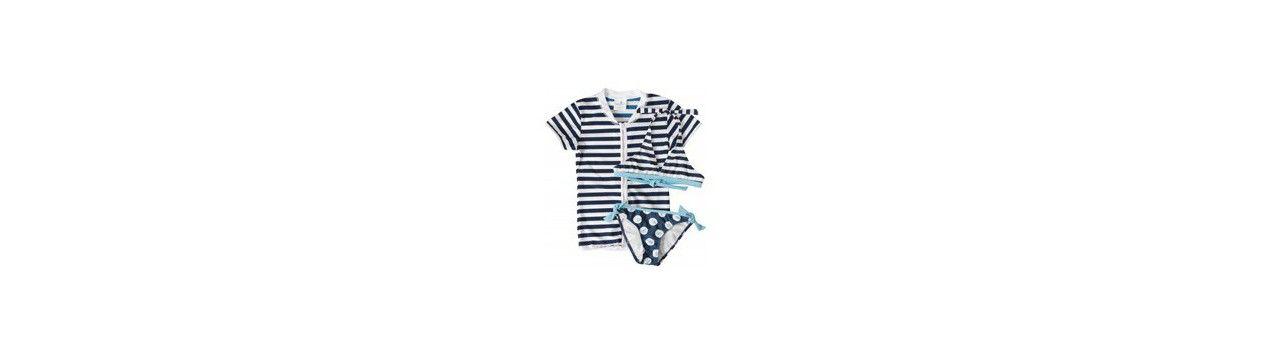 UV shirt & bikini / badpak | UV beschermende zwemkleding