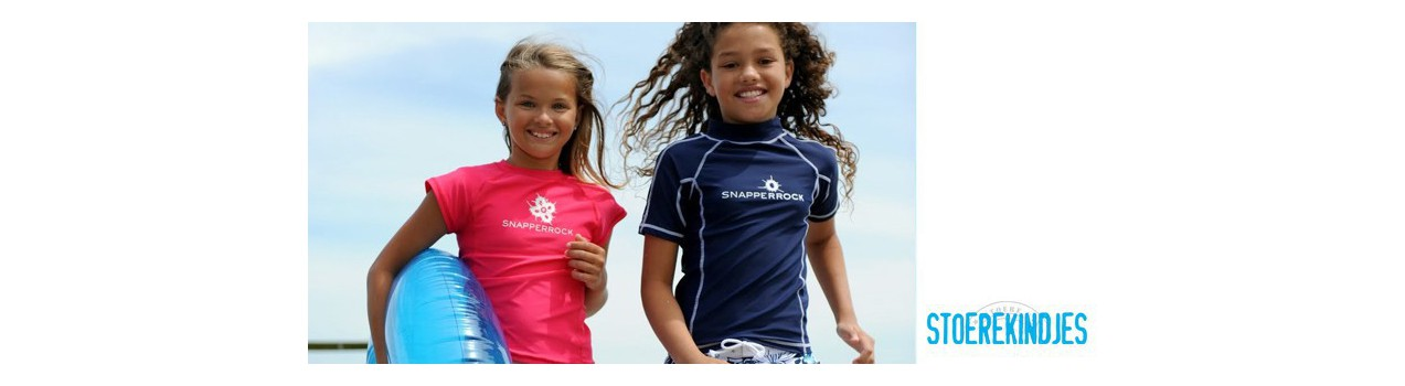 UV shirt | UV shirt kind| Dé leukste collectie zwemshirts - StoereKindjes