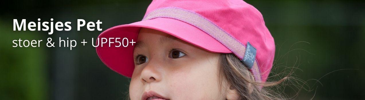 StoereKindjes: Meisjes Pet | baseball cap meisjes