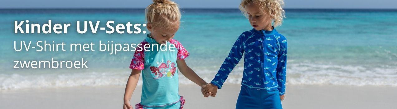 StoereKindjes: UV zwemset | UV shirt en zwembroek
