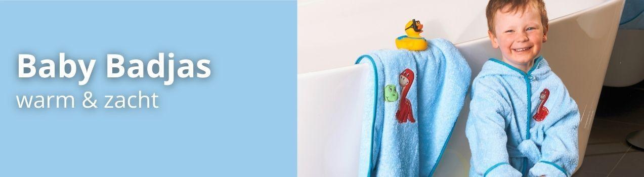 Baby badjas | Badjas baby online kopen bij StoereKindjes.nl