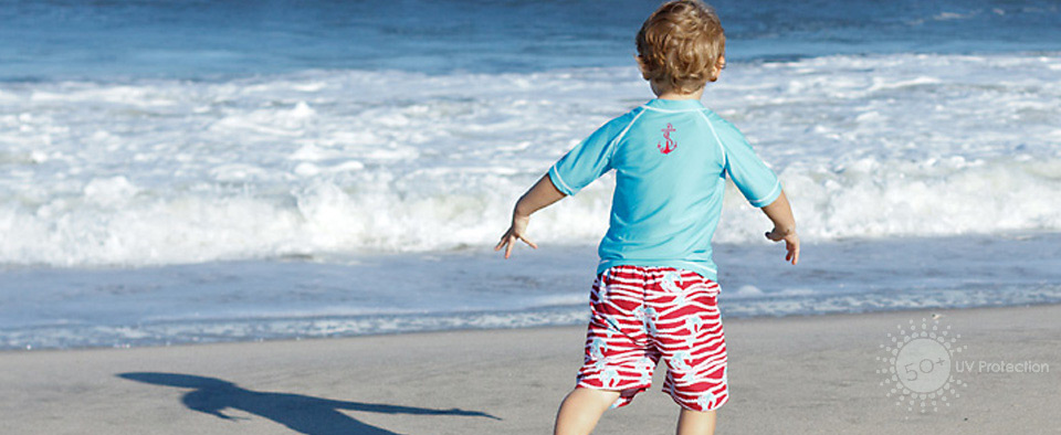 grote collectie UV Shirts & UV Boardshorts