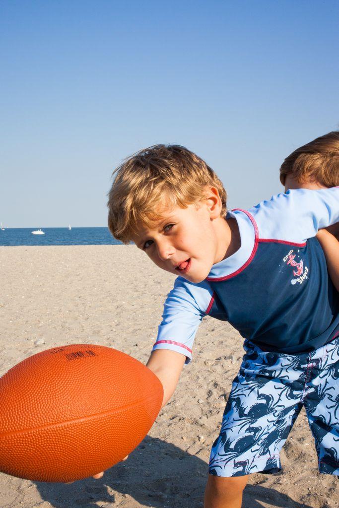 UV beschermende kleding jongens