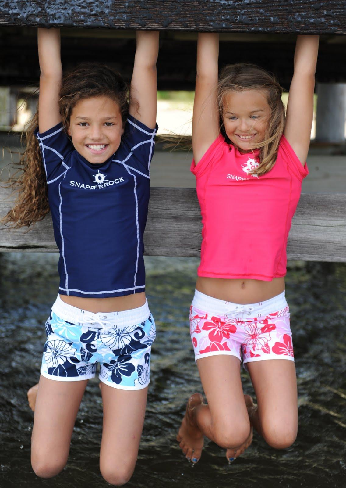 UV werende kleding voor meisjes. Online bestellen bij Stoerekindjes
